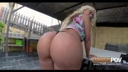 Blondie Last anal scene for Bangbros