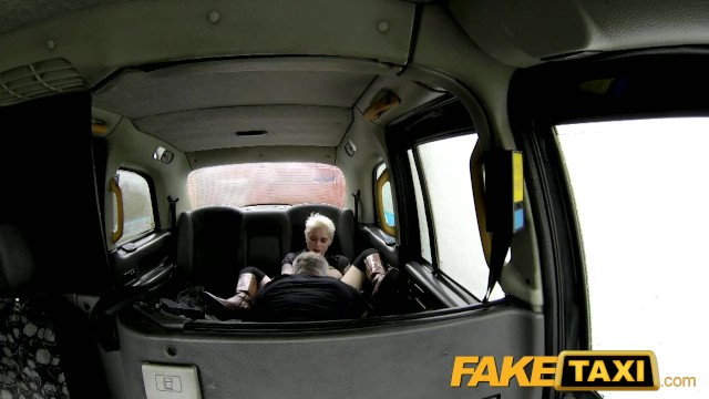 FakeTaxi Hot passionate rough backseat sex 16
