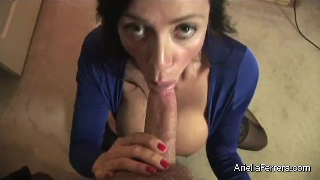Pov Blowjob Blonde Deepthroat