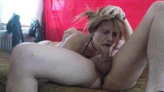 Preview 5 of Big Tit Slut Nicole Rossi gets the Throat Fucking she Asks For.