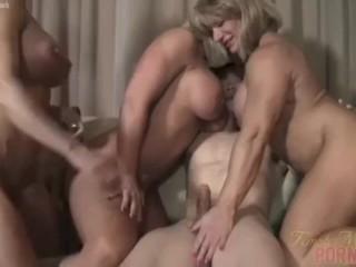 Alura Jenson, Ashlee Chambers, and Wildkat Fuck and Suck