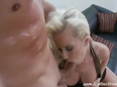 European MILF Needs A Cock In Her Ass
