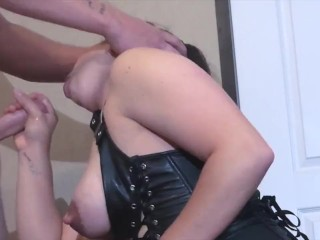 MILF Swallows Cum