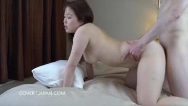 Japanese Model Yukina - First Time with White Guy