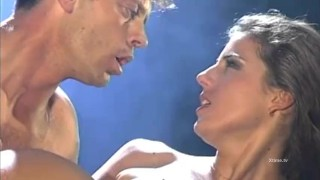 Rocco the breaker asses Lesbian babe