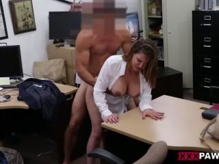 Sexy Femme D'affaire Se Fait Baiser 0PkNnXZw8O