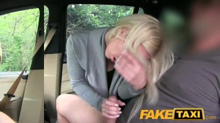 Faketaxi tits curvy dick great and body big sucks blonde dogging