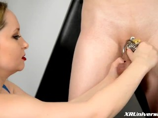 Male Chastity with Jay Wimp