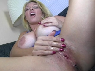 MILF Charley Chase loves to suck of these young studs.