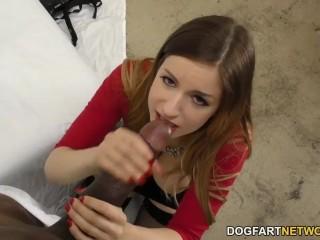 big dick stroking