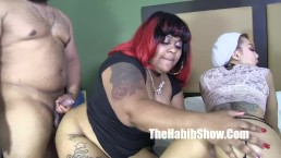 bbw getting fucked out by lil pettie kim chi