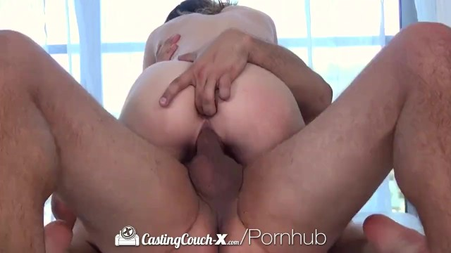 Free porn x-video Castingcouch-x - care free kristen scott is eager to start porn career
