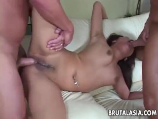 She is a slut who has a very deep pussy pie