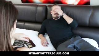 MyBabySittersClub - Needy Babysitter Offers Pussy For Cash