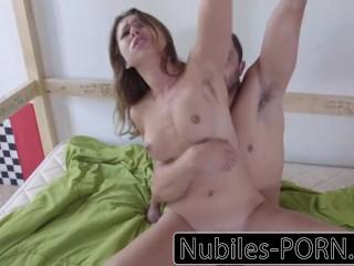 Nubiles Porn Hot Schoolgirl Gets Hard Fast Fuck