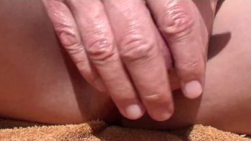 public sunny erotic penis massage