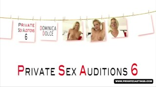 Dominica Dolce thinks this casting will make her a pornstar
