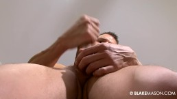 Lewis Gets His Big Dick Out For Some Afternoon Fun