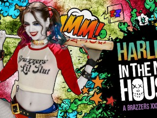 Harley in the Nuthouse (XXX Parody) - Brazzers