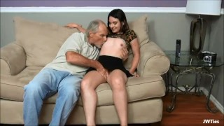 Amy Faye I did A Very Old Man And Daddy Almost Caught Us