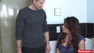 Creampie holly creampie big hot dick milf from heart takes a mrs anal a ass pie