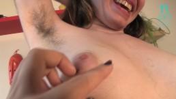 Super Hairy Amateur Lesbian Casting Couch Kisa Fae Nikki Silver