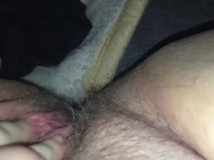 Keeping my pussy wet for the monster cock to fuck my pussy again!