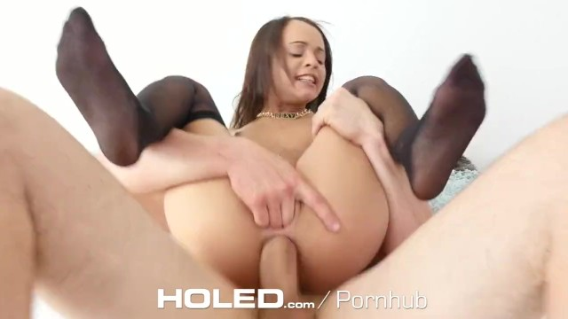 Rough Bbc Anal Interracial