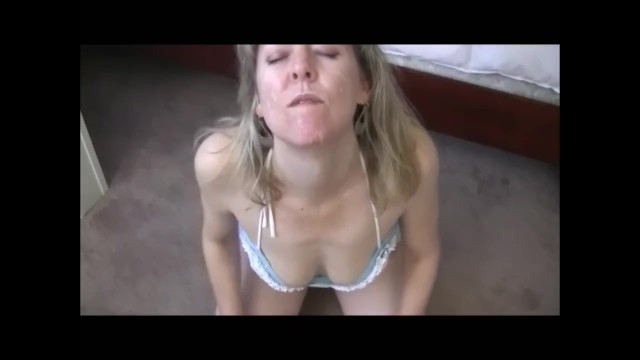Cougar Milf Girlfriend Gives Good Blowjob