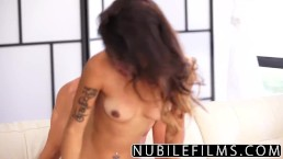 NubileFilms - Monster cock for exxxtra small babe