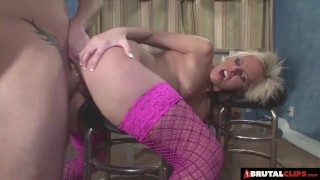BrutalClips Angel Couture Gets Abused