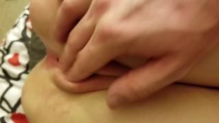 Drunk slut  dick begs tinder for of spanking