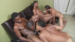 Thug Orgy 17 - Scene 1