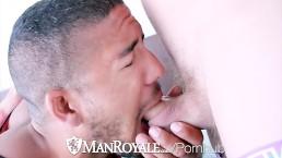 ManRoyale - Olympic Fucker Paul Cannon Pounds Mike Maverick