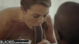 Blacked - Ally Tate prova un cazzo nero per la prima volta