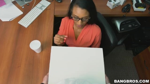 Pornstar bang - How to sexually annoy your secretary properly