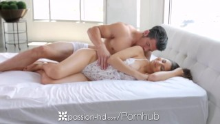 Passion-HD - Morning massage and fuck with beautiful Nina North Young view