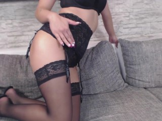 18 years old Teen Striptease NinaDevil Deutsch