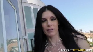 India Summer BBC Anal with Dredd Cowgirl throat