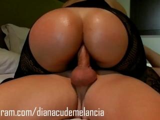 BEST ANAL RIDE - Diana cu de Melancia