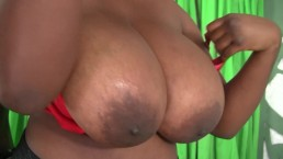 Soul Sister Marie Leone gets a huge black cock thrust deep & hard in her