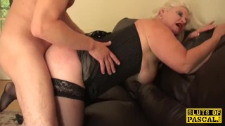 Chubby sub roughsex british with dominated british balllicking