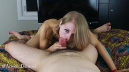 Preview Compilation - Arwen_Datnoid BlowJob/Anal/Cream Pie/Riding