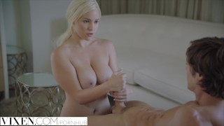 Vixen.com Naughty Blonde fucks her sisters man to make her jealous porno