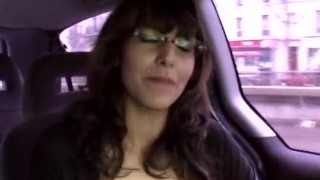 french Milf picked up for deep anal Fuck bone