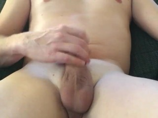 My first cumshot