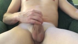 My first cumshot