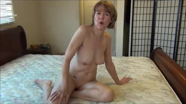 Cougar Nude On Mattress - Pornhubcom-6204