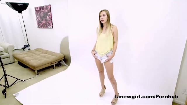 Modely casting porno