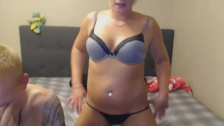 Each couple banged other on lustful cam natural missionary